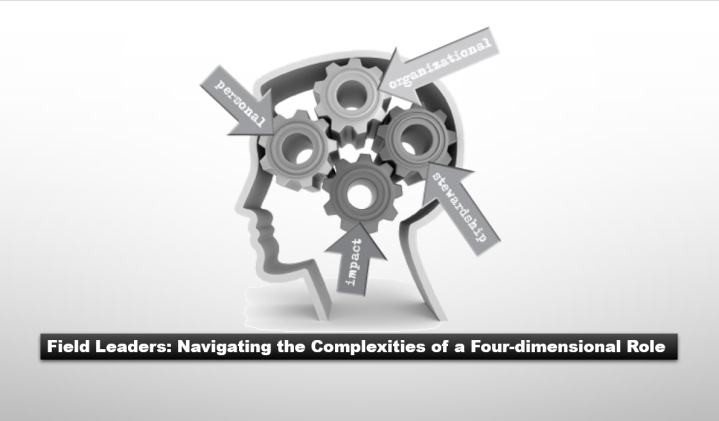 Featured Resource: Field Leaders – Navigating the Complexities of a Four-dimensional Role