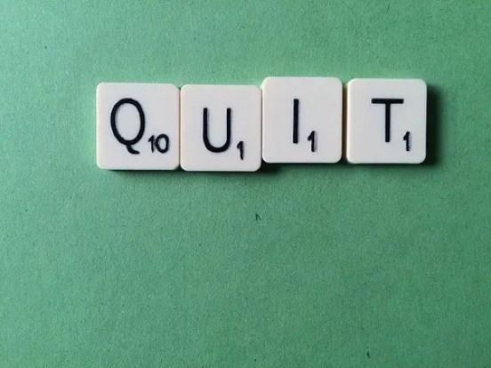 quit scrabble photo