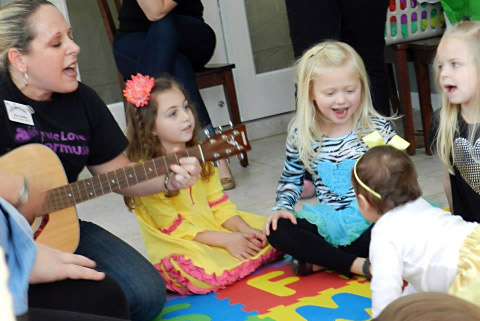 Birthday Parties In Orlando Central Florida For Your Baby Toddler Preschooler Or Young Child Grow And Sing Studios Parties