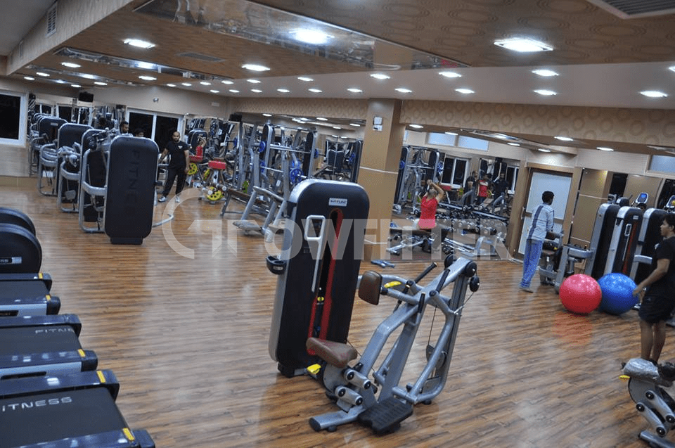 Solitaire Fitness Pro Mehdipatnam Hyderabad Gym