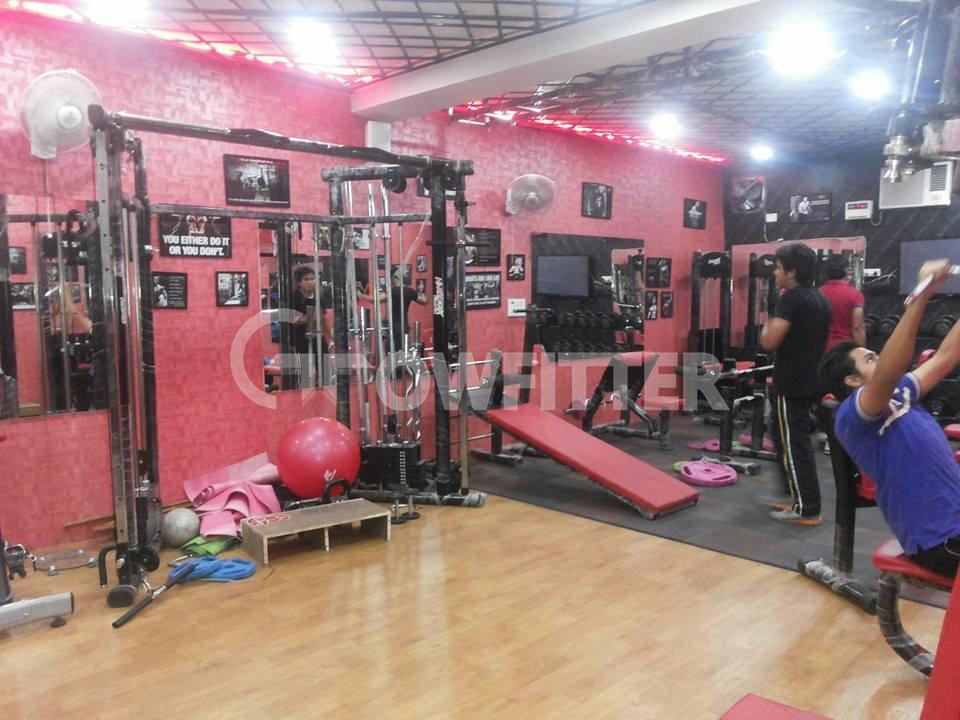 Hardroxx Fitness Club Rohini Delhi Gym Membership Fees
