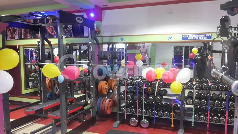 Tiger Gym R T Nagar Bangalore Gym Membership Fees
