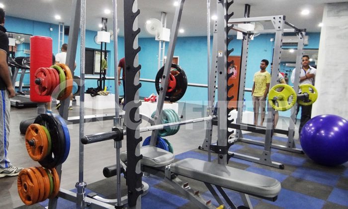 Kick Fitness Center Beniapukur Kolkata Gym Membership