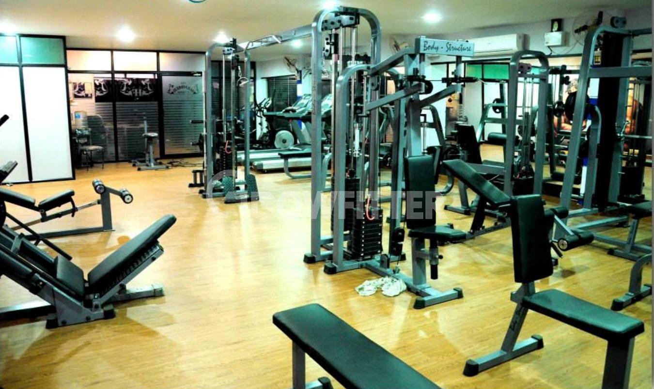The Hammer Fitness Kolathur Chennai Gym Membership