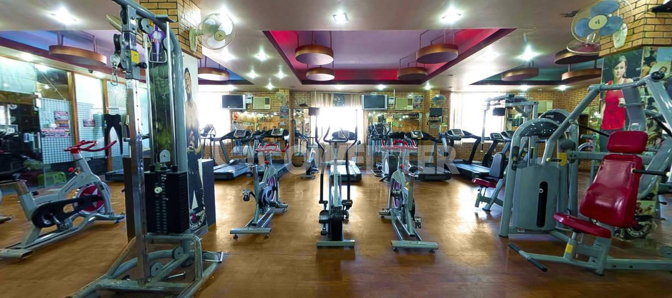 Strength The Gym Spa Tilak Nagar Delhi Gym Membership