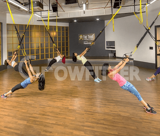 The Tribe Fitness Club Whitefield Bangalore Gym