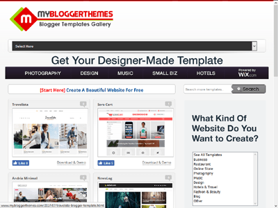 Mybloggerthemes