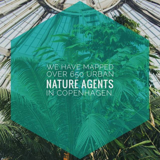 We have mapped over 650 urban nature agents in Copenhagenhellip