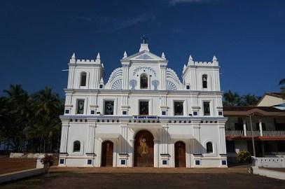 Agonda church