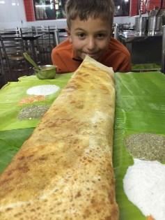 Saravana Bhavan food