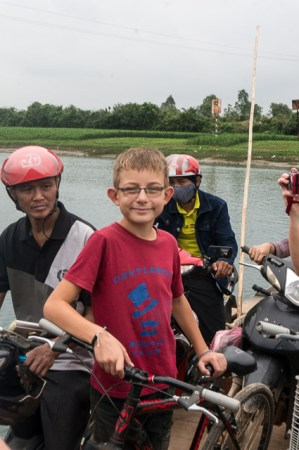 Vietnam is awesome for travel with kids