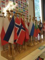 Flag Work