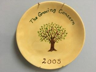 Handmade Plate