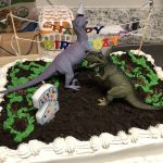 Dinosaur Birthday Party Ideas For Toddlers Growing Graci