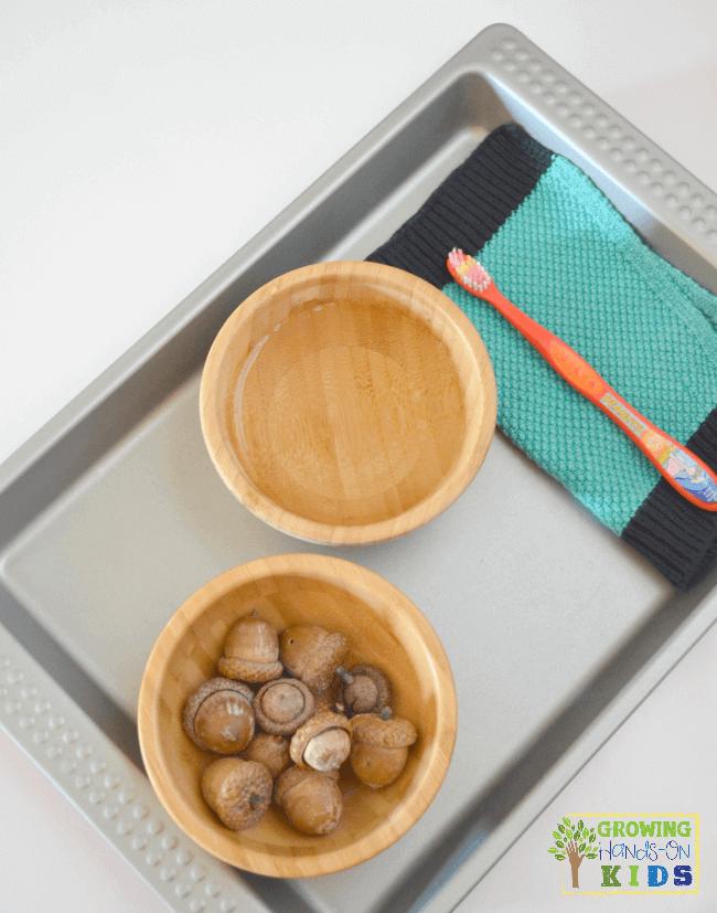 Table Brush And Pan Set