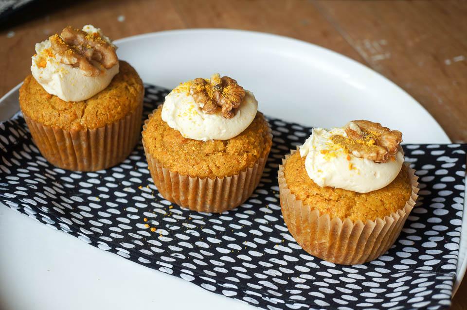 Carrot Cake | Gluten Free, Low FODMAP | Growing Home