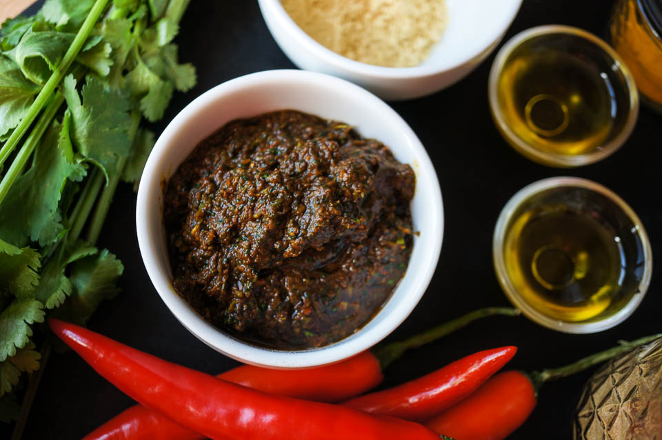 Growing Home Low FODMAP Jalfrezi Curry Paste