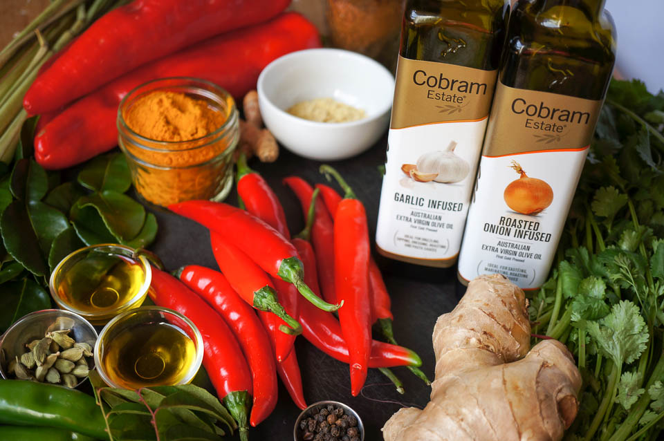 Curry Pastes | Gluten Free, Low FODMAP | Growing Home