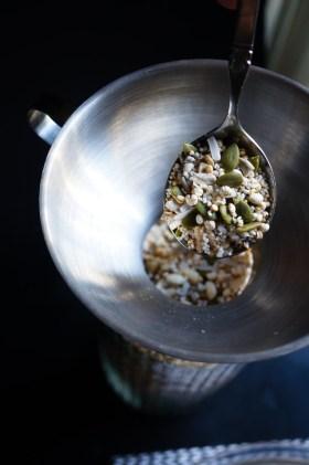Raw Muesli | Gluten Free, Low FODMAP | Growing Home