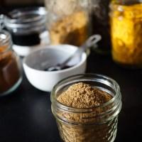 Coffee Citrus Spice Seasoning Rub | Gluten Free, Low FODMAP | Growing Home