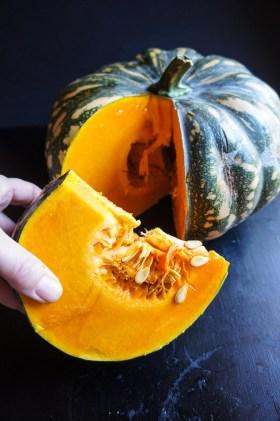 Pumpkin Cornbread | Gluten Free, Low FODMAP | Growing Home