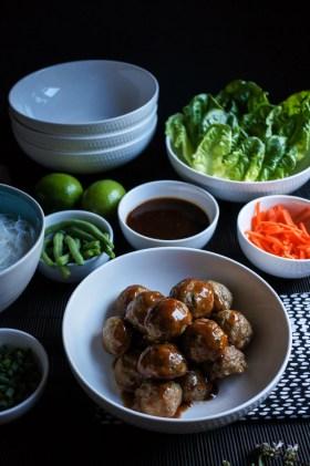 Pork + Lime Meatballs | Gluten Free, Low FODMAP | Growing Home