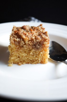 Apple Crumble Cake | Gluten Free | Growing Home