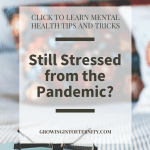 Use these Mental Health Tips to Relieve Stress from the Ongoing Global Pandemic