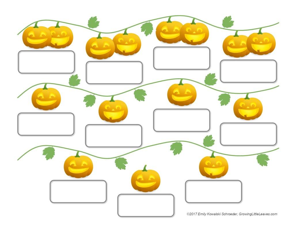 Growing Little Leaves Genealogy For Children