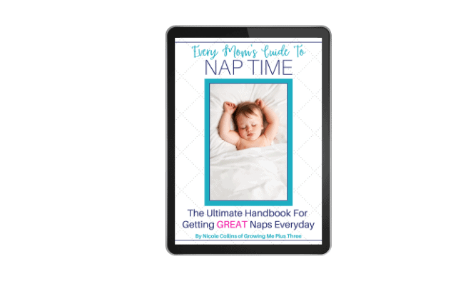 Nap time ebook