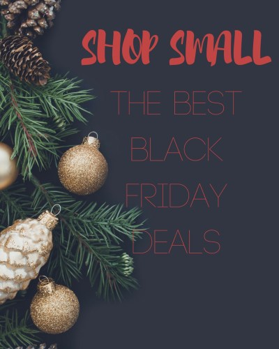Shop Small This Black Friday: Discount Codes Just For You!