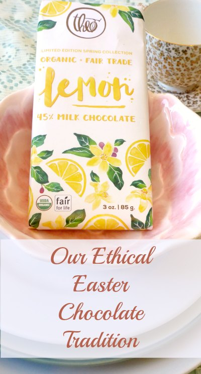 How we choose to honour the importance of Easter with ethical Easter chocolate.