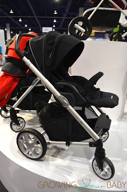 Abc Kids Expo New For Nuna 2014 Growing Your Baby