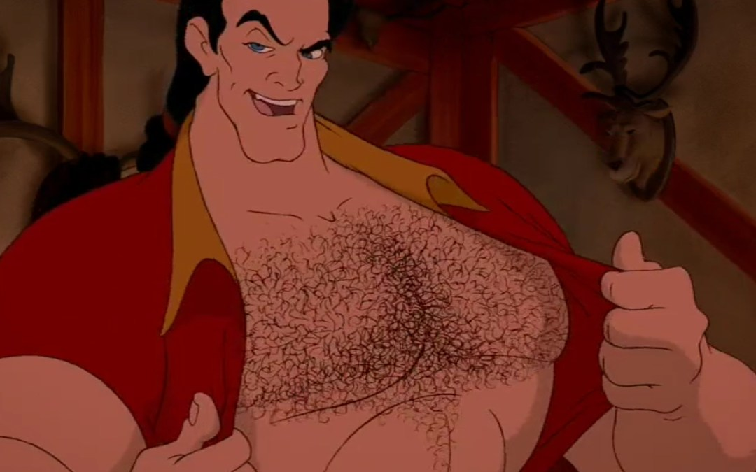 Beauty and the Beast, Minute 27: The Identity of the Beast, REVEALED!