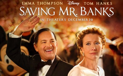 Popcorn and Pickles 005: Saving Mr. Banks