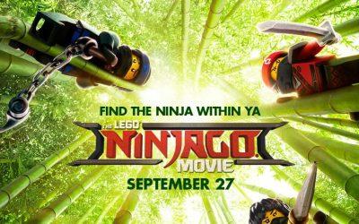 Popcorn and Pickles 012: The LEGO Ninjago Movie