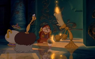 Beauty and the Beast, Minute 65: Soul-crushing News