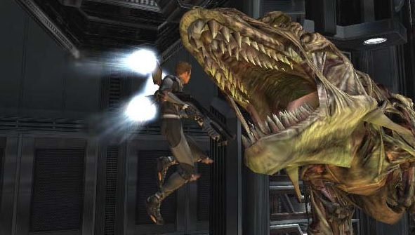 Dino Crisis Game