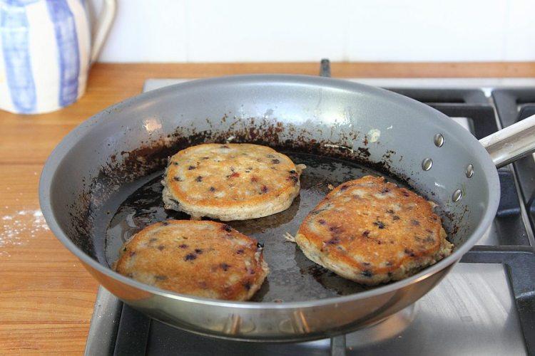 elderberry pancakes