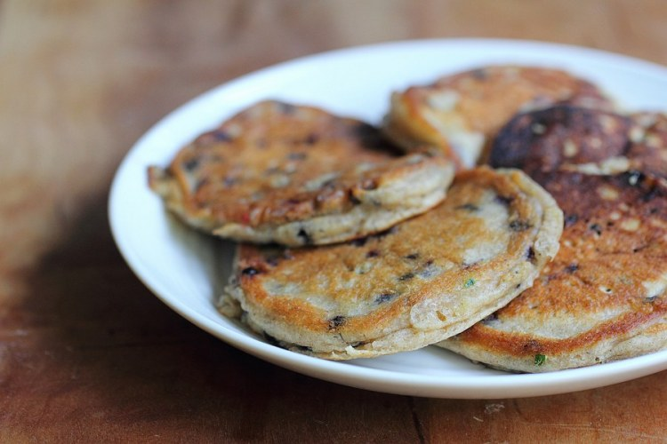 elderberry pancakes