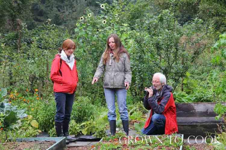 Visit from De Nieuwe Tuin nursery