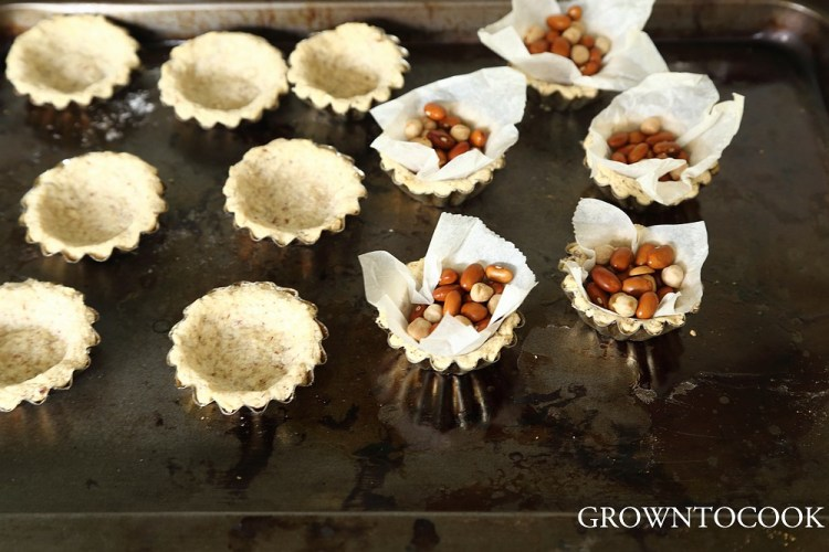 tartlet shells