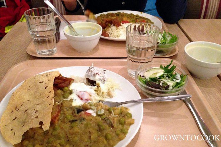 Krishna's cuisine