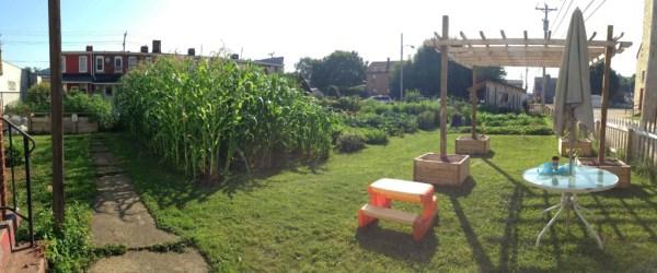 cory garden