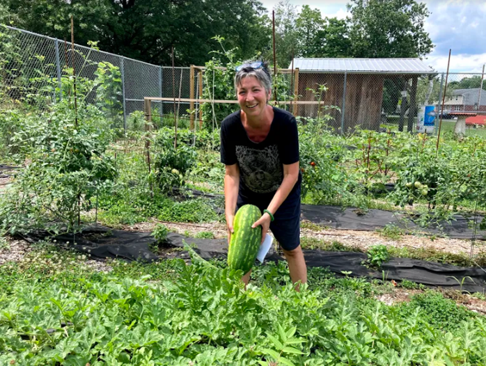 Checking in on community gardens in the summer of COVID-19
