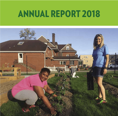 Seeding Our Future: Annual Report 2018