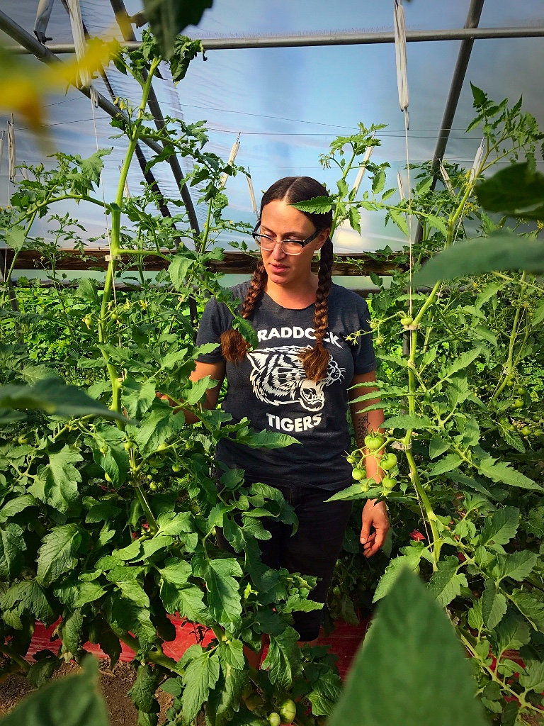 Meet our Grower: Alyssa Kail