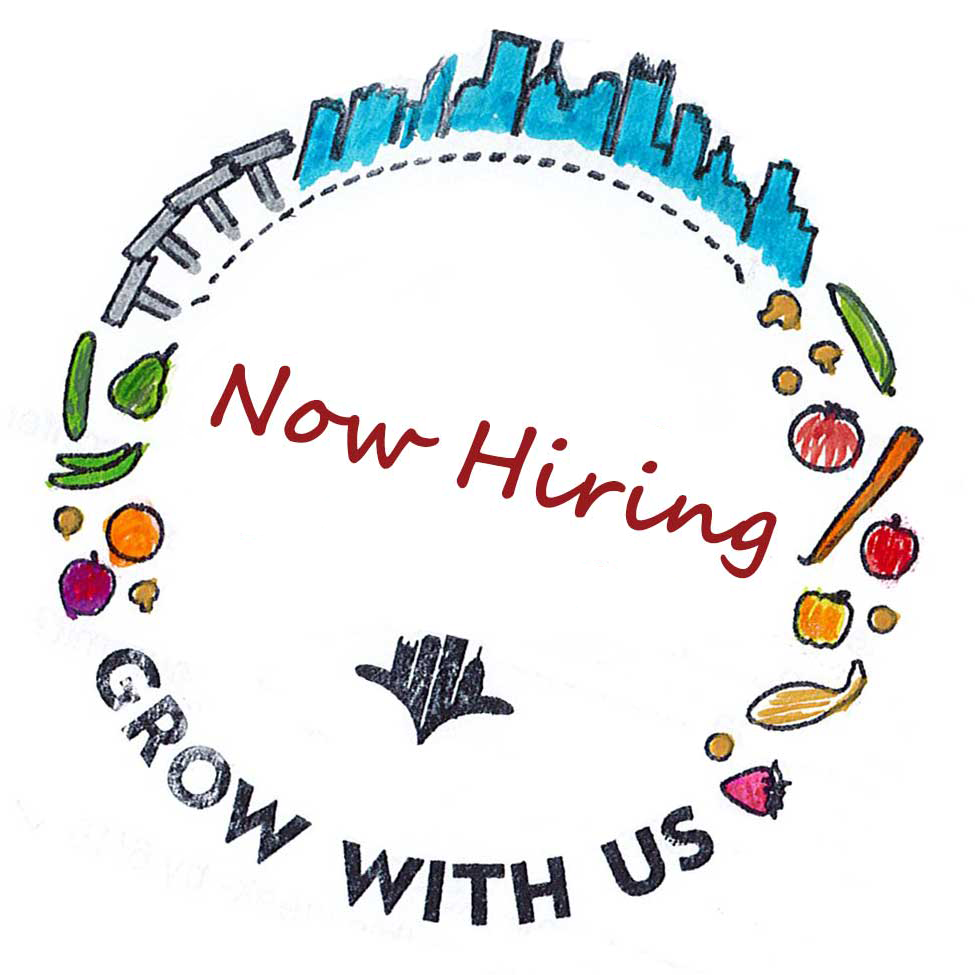 Now hiring School Garden Assistant, Farm Outreach Assistant, Urban Farm Apprentices
