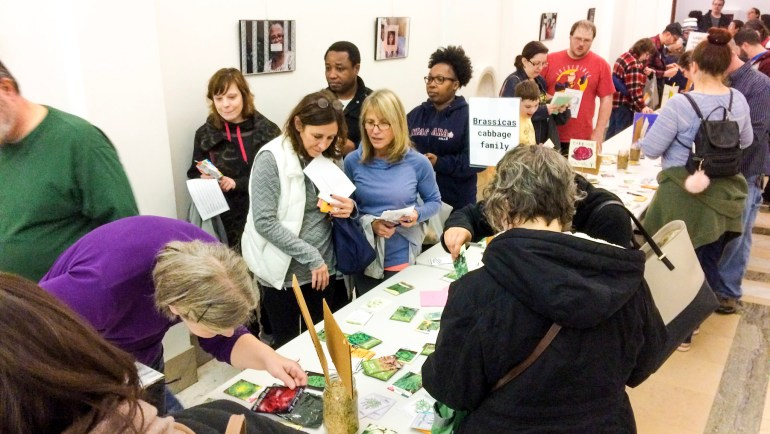 A Celebration of Seeds: 7th Annual Seed and Plant Swap