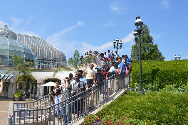 Youth Garden Summit highlights community leadership, involvement